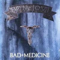 Canción  Bad Medicine de Bon Jovi
