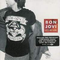Canción  It's My Life de Bon Jovi