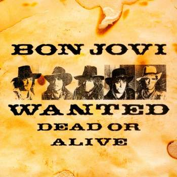 Wanted Dead or Alive Portada alternativa