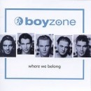 Discografía de Boyzone: Where We Belong