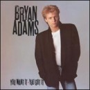 Bryan Adams: álbum You Want It, You Got It