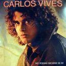 Carlos Vives: álbum No Podrás Escapar de Mí