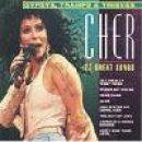 Cher: álbum Gypsys, tramps & thieves, 25 great songs