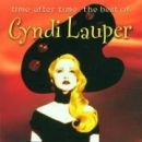 Cyndi Lauper: álbum Time After Time: The Best of Cyndi Lauper
