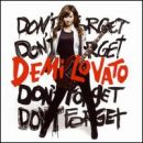 Discografía de Demi Lovato: Don't Forget