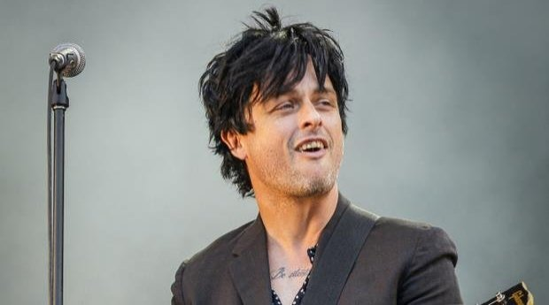 Nace Billie Joe Armstrong, cantante de Green Day