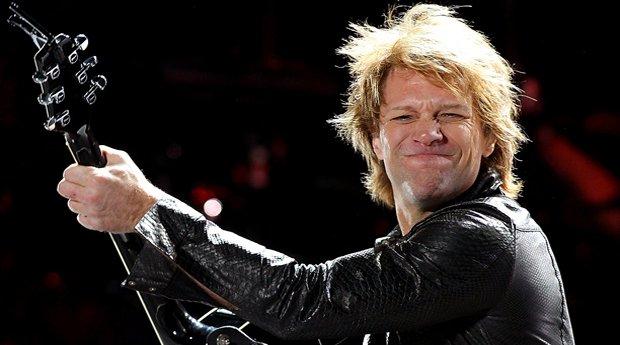 Nace Jon Bon Jovi