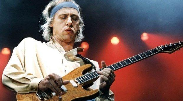 Dire Straits comienzan la grabación de su primer álbum