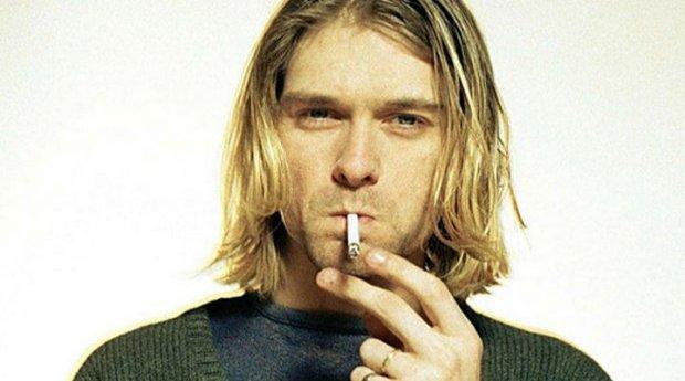 Nace Kurt Cobain