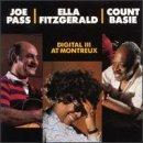 Discografía de Ella Fitzgerald: Digital 3 at Montreux