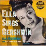 Ella Fitzgerald: álbum Ella Sings Gershwin
