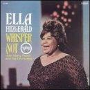 Discografía de Ella Fitzgerald: Whisper Not