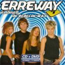 Erreway: álbum El disco de Rebelde Way