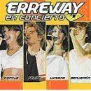 Discografía de Erreway: En Concierto