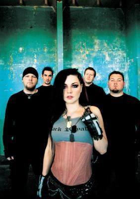 Fotos de Evanescence