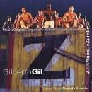 Discografía de Gilberto Gil: Z: 300 Anos de Zumbi