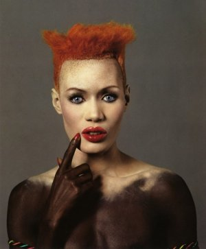 Fotos de Grace Jones