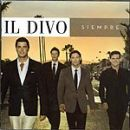 Il Divo: álbum Siempre