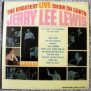 Discografía de Jerry Lee Lewis: The Greatest Live Show On Earth
