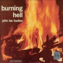 John Lee Hooker: álbum Burning Hell