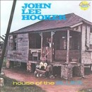 Discografía de John Lee Hooker: House of the Blues