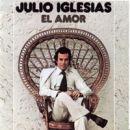 Julio Iglesias: álbum El amor