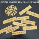 Kenny Rogers: álbum Ten Years Of Gold