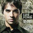 Discografía de Luis Fonsi: Palabras del silencio