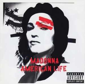 Discografía de Madonna: American life
