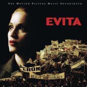 Discografía de Madonna: Evita