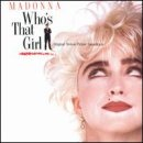 Discografía de Madonna: Who's That Girl