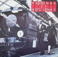 Canción  Holiday de Madonna