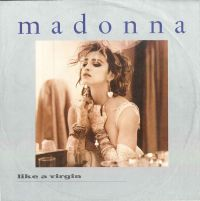 Canción  Like a Virgin de Madonna