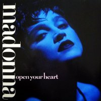 Canción  Open your heart de Madonna