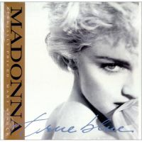 Canción  True Blue de Madonna