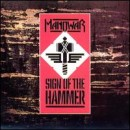 Manowar: álbum Sign of the Hammer