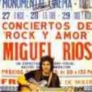 Miguel Ríos: álbum Miguel Ríos en directo: Conciertos de Rock y Amor.