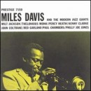 Discografía de Miles Davis: Miles Davis and the Modern Jazz Giants