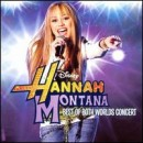 Miley Cyrus: álbum Best of Both Worlds Concert