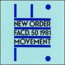 Discografía de New Order: Movement