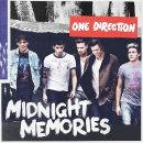 One Direction: álbum Midnight Memories
