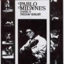 Discografía de Pablo Milanés: Canta a Nicolas Guillen