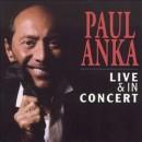 Discografía de Paul Anka: Live & In Concert