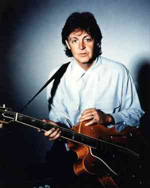 Fotos de Paul McCartney