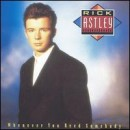 Discografía de Rick Astley: Whenever You Need Somebody