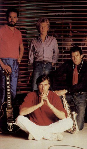 Fotos de Roxy Music