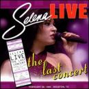 Discografía de Selena: Live: The Last Concert