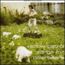 Snow Patrol: álbum Songs for Polar Bears
