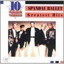 Discografía de Spandau Ballet: Spandau Ballet:Greatest Hits