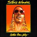 Discografía de Stevie Wonder: Hotter Than July
